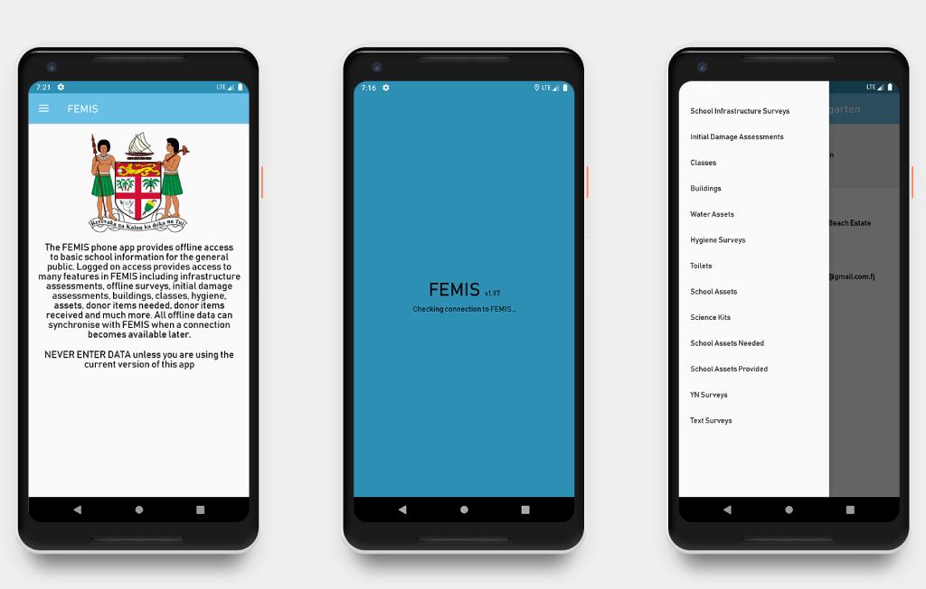 FEMIS Banner